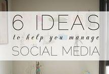 Social Media / Social better, and thrive.