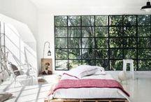 interior ideas / decor & interiors  / by Urbaneyestudio