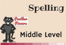 Spelling Middle Level