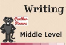 Writing Middle Level