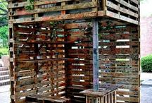 I Love Pallets!! / by Ann Winter