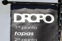 """#propuestagastronómica18julio2013 / Hoy nos desplazamos hasta Extramadura para proponerte el """"Restaurante Dropo"""", una cocina de etiqueta a precio minimalista. Nos encantó su decoración y sus platos. ¡Esperamos os guste!"""