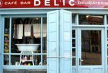 #propuestaparatomarcafe22julio2013 / Hoy nuestra propuesta de lunes para tomar café hace parada en Madrid. Su nombre es Café Delic. ¡Nos encantó! ¡Tomad nota!