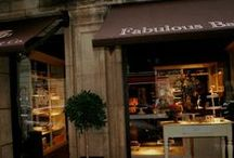 """#propuestaparatomarcafé12agosto2013 / Hoy adoptaungay os invita a tomar café en Barcelona. Concretamente a una cafetería muy original y detallista que seguro que os encantará, su nombre... """"Fabulous Baking Co"""""""