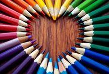 Rainbows / Every colour of the Rainbow