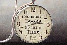 Books Books Books / Those who do not read lack imagination