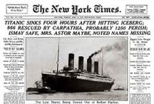 Titanic and Lusitania