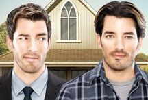 Property Brothers  / Go behind-the-scenes with the Property Brothers!