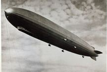 Airships to Zeppelins (The A to Z) / Amazing works of Design