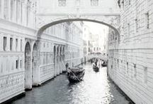 Breathtaking architecture / Amazing buildings, stunning ceilings, marvelous windows, impressive walls...