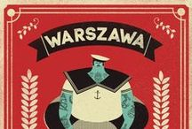 Warsaw / Another place worth visiting