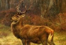 Art - Rosa Bonheur / Barbizon school Artist and Feminist who challenged and changed conventions.
