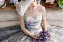 Wedding dresses / Come dress yourself in love, let the journey begin. -Francesca da Rimini