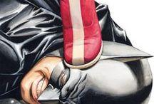 Wonder Woman / Painel Bella