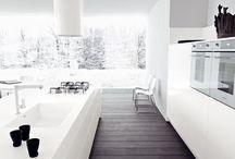 · Somos minimalismo · / Nos encanta el minimalismo...y en este tablero se nota, y ¡mucho!