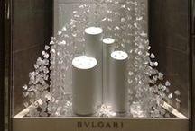 Jewelry Window Display Inspiration