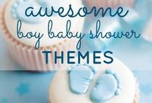 Baby Shower Ideas and Planning / Planning a baby shower to welcome the new baby can be fun. Make it a memorable one!