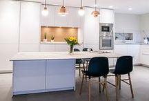LINE   Cocinas SANTOS / Este modelo de cocina se plantea como un espacio que, manteniendo su esencia original, ofrezca la máxima funcionalidad y prestaciones