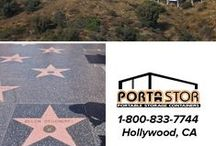 Hollywood, CA / The film industry capital of the world.