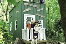 Camp Backyard / Putting the Fun in Functional Living!