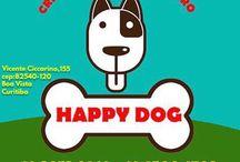 HAPPY DOG / Creche boa pra cachorro