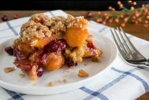 Thanksgiving / Recipes and inspiration for your Thanksgiving table for Husbands That Cook