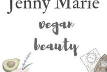 Vegan Beauty / Natural beauty | Natural beauty products | Vegan beauty products | Vegan | Vegan lifestyle