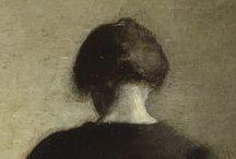 Vilhelm Hammershoi, Dania / Obrazy Hammershoi.