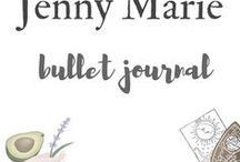 Bullet Journal / Bullet Journal | Bullet Journal Spreads | Bullet Journal Inspiration