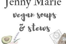 Vegan soups and stews