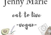 Eat to Live - Vegan / Low fat, low GI, low salt and vegan-friendly recipes (or combinations of!)