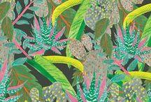 Surface Design / textiles, surface design, patterns, textures