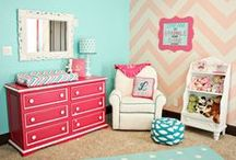 Girls Bedrooms & Decor / Kids decor is my business & kids bedrooms are my inspirations / by Kylie Loy