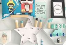 Boys bedroom inspiration / This board is all about beautiful boys bedrooms, bedroom decor & decorative pieces to inspire you to make the perfect space for your little boy.
