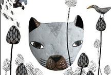 Miau / cat, cat lovers, photograph of cats, cat art, just cats !