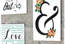 Print Copy Glue! / by Ericka Felker