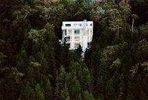 Houses & Architecture / by Alyssa Marie Mazzie
