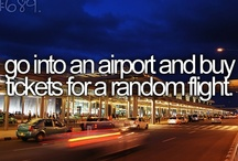 Oh The Places I Want To Go