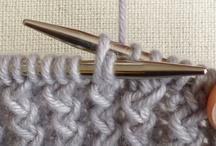 knitting / by Ulrike Grace