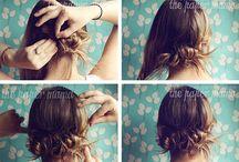 How To Hairr xx / by Paris Smith