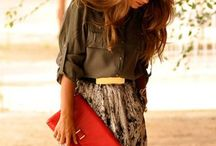Fall Fashion! / by Mandie Wickenhauser