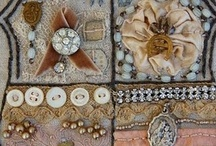 ᏋᙏՅ℮ԼԼḮᎦᏂ℮ɗ / EMBELLISHMENTS, ADORNMENTS, APPLIQUES, .....ordinary items embellished with paint, lace, beads, ribbons, pearls, baubles, or bows.