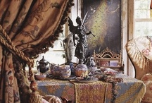 ⊱◦ altars and shrines ◦⊰ / ꋫĹҬǻℜᔣ and shrines / by Donna Rossi, Interior Designer