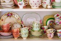 Tea Party Tableware