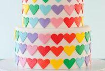 I Love: Rainbows / Loads of cheery rainbow goodness!
