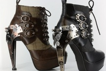 Steampunk & other Fancies / by All The Shoes