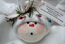 Merry Christmas Crafts & Ideas! / by Ericka Felker
