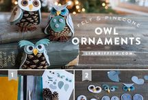 For the love of Fall craft & ideas! / Fall crafts and ideas to do for Thanksgiving  / by Ericka Felker