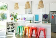 Home: Kitchen & Dining / Kitchen and dining room ideas and interior design inspiration!