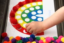 DIY: Printables for Toddler activities / by Danielle Boswell